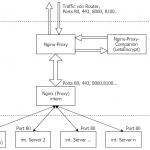 An den Grenzen von Docker Nginx-Proxy
