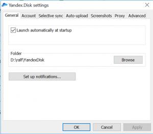 Keine Wolke aus Russland - Yandex.Disk fehlt im c't-Test der Cloud-Speicher-Dienste 9