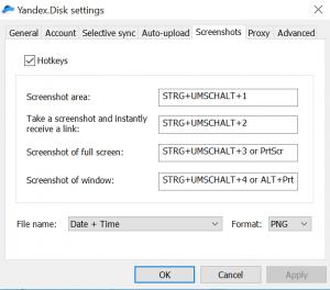 Keine Wolke aus Russland - Yandex.Disk fehlt im c't-Test der Cloud-Speicher-Dienste 12